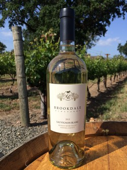 Brookdale 2015 Sauvignon Blanc, Russian River Valley - 750ml Image