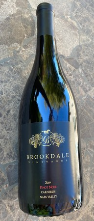 Brookdale 2019 Pinot Noir, Carneros - 750ml